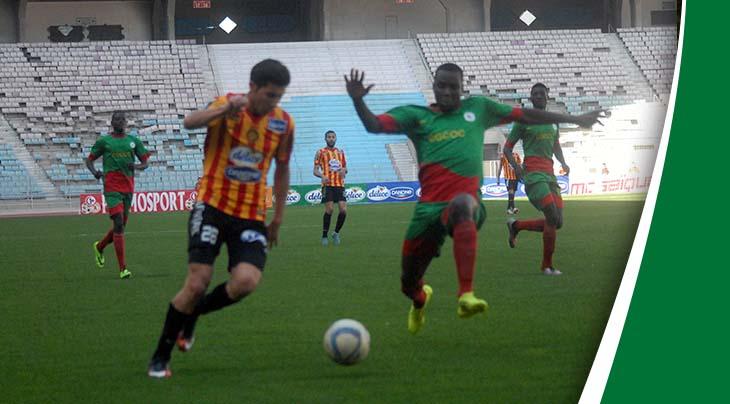 صور لقاء الترجي الرياضي 5-0 رونسيونس التشادي