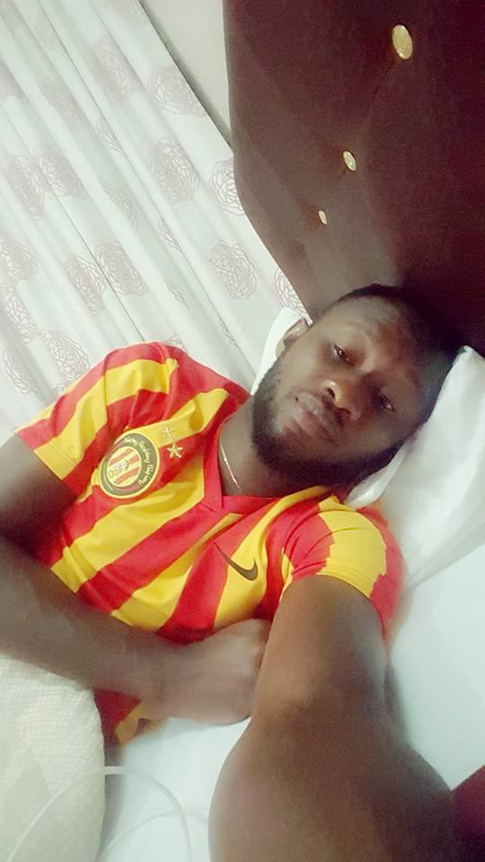 هداف إينمبا النيجيري وقاهر النجم بقميص الترجي الرياضي