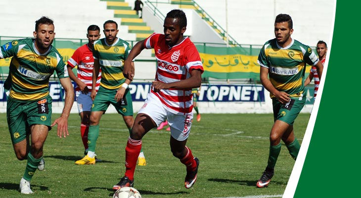 صور مباراة مستقبل المرسى 2 – 3 النادي الافريقي