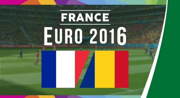 بث مباشر لمباراة فرنسا – ورومانيا