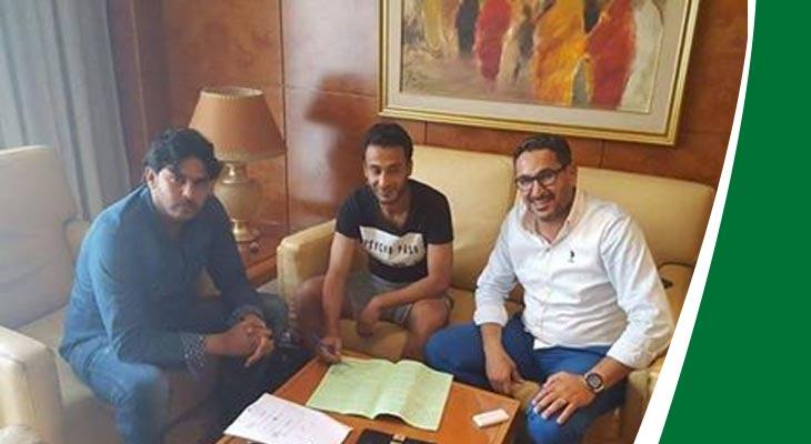حسام الحاج مبروك أول انتدابات الملعب القابسي للموسم الجديد