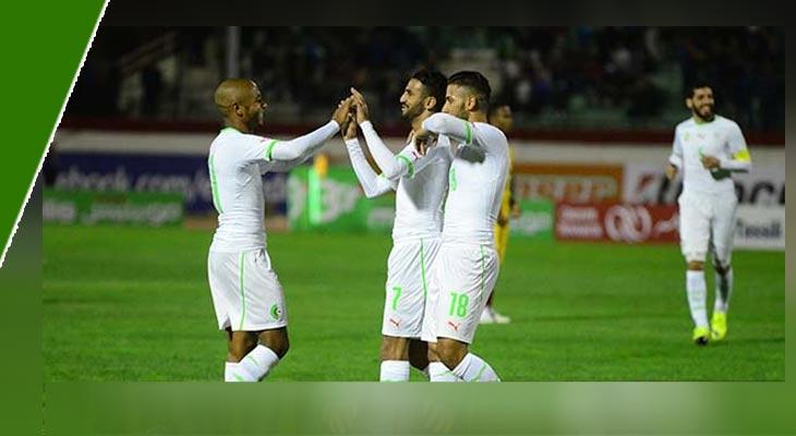 منتخب الجزائر