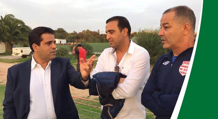 النادي الافريقي الوسلاتي في انتظار آخر قرار...والرياحي يؤازر اللاعبين