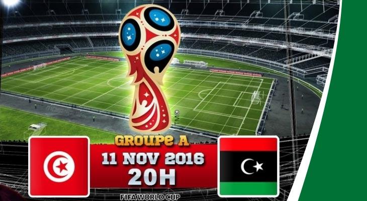 قناة مجانية على النايل سات تبث مباراة تونس و ليبيا
