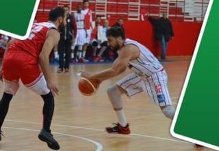 صور مباراة كرة السلة النادي الافريقي - النجم الساحلي