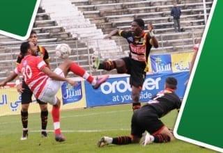 صور مباراة النادي الافريقي 1-2 نجم المتلوي