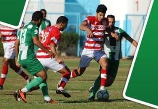 صور مباراة ملعب القابسي - النادي الافريقي