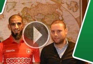 بالفيديو تصريح ومهارات عامر بوعزة لاعب الجديد للنجم الرياضي الساحلي