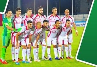 تشكيلة المنتخب التونسي ضد الزمبابوي والنقل التلفزي