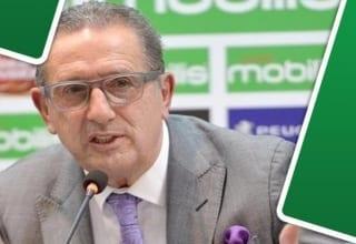 """بسبب الهزيمة أمام تونس اقالة المدرّب الجزائري """"ليكانس"""""""