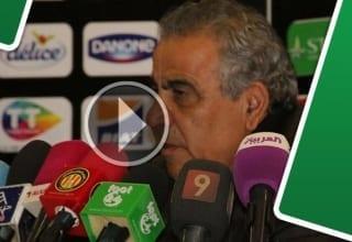 بالفيديو :فوزي البنزرتي يتحدث عن الدربي واخر الاستعدادات الترجي