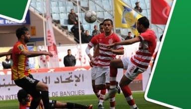 صور مباراة النادي الافريقي -الترجي الرياضي التونسي
