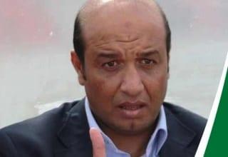 رئيس شبيبة القبايل يتّهم سفيان الحيدوسي