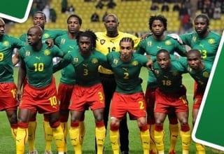 قائمة المنتخب الكاميروني لمباراة المنتخب الوطني