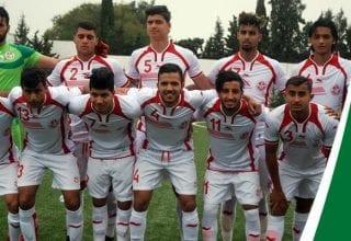 سوسة تحتضن كأس شمال افريقيا لمنتخبات الناشئين وهذه قائمة الاسمية للاعبين المنتخب الوطني لكرة القدم