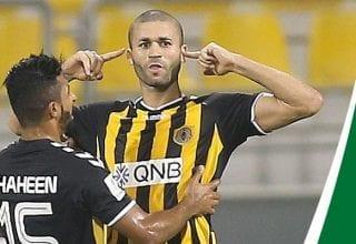 الحرباوي ينتقم من مدربه