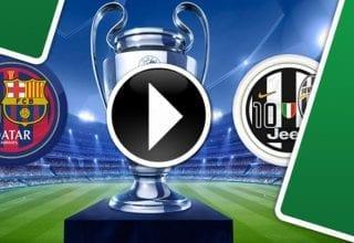 بث مباشر لمباراة برشلونة-يوفنتوس