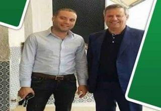 ما سر لقاء حمدي المدب و حسين جنيح في سوسة؟