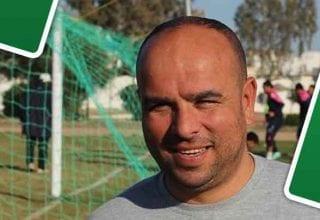 حسان القابسي مدربا جديدا لهذا الفريق