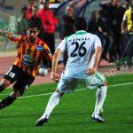 صور مباراة للقاء الترجي الرياضي ومولدية بجاية