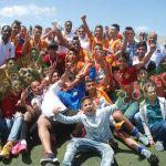 صور من مباراة دربي الاصاغر الترجي الرياضي - النادي الافريقي