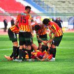 صور مباراة الترجي الرياضي التونسي 1 – 0 مستقبل المرسى