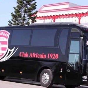 حافلة الافريقي