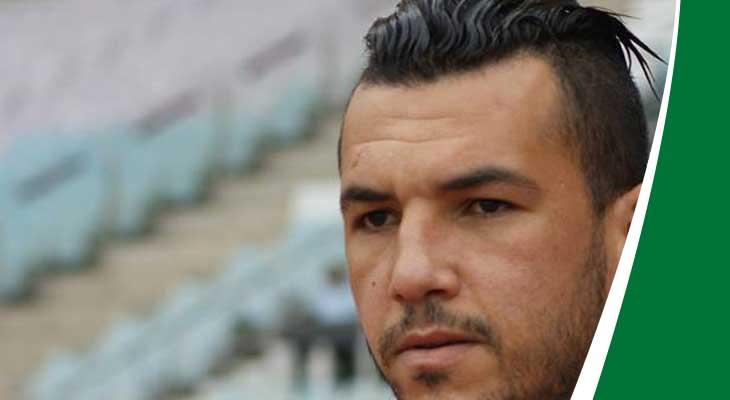 لم يجد مكانا في دفاع الافريق : هشام بلقروي للعب الاولمبياد مع منتخب الجزائر