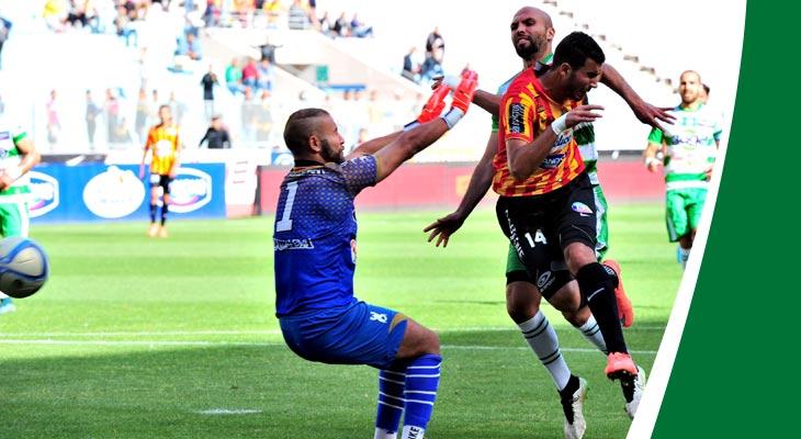 صور مباراة الترجي الرياضي 5 – 1 أولمبيك سيدي بوزيد