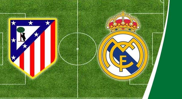 بث مباشر لمباراة ريال مدريد واتليتكو مدريد