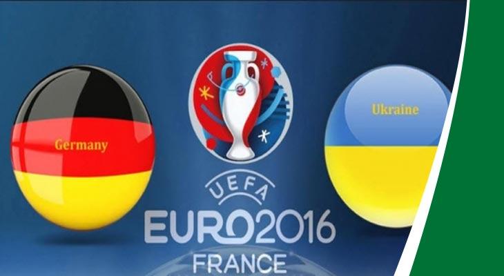 بث مباشر لمباراة ألمانيا واوكرانيا