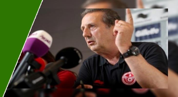 ليكنز مدربا جديدا لمنتخب الجزائر
