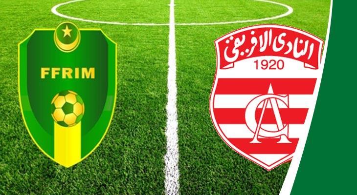 الوطنية الثانية تنقل مباراة الافريقي ومنتخب موريتانيا