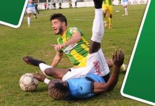 صور مباراة مستقبل المرسى 2-0 نادي حمام الانف