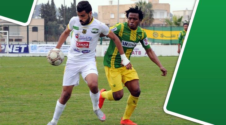 صور مباراة مستقبل المرسى 1-1 اتحاد بن قردان