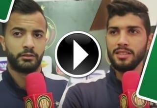 تصريحات لاعبي الترجي الرياضي التونسي قبل دربي العاصمة