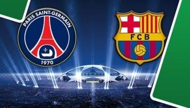 بث مباشر لمباراة برشلونة وباريس سان جيرمان