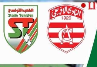 بث مباشر لمباراة الملعب التونسي و النادي الافريقي