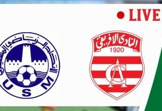 بث مباشر لمباراة الاتحاد المنستيري- النادي الإفريقي