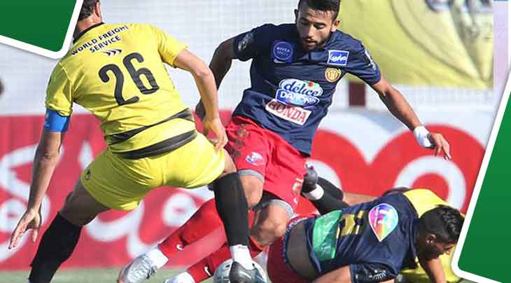 صور مباراة النادي البنزرتي- الترجي الرياضي 2- 3