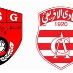بث مباشر لمباراة النادي الافريقي ضد مستقبل قابس
