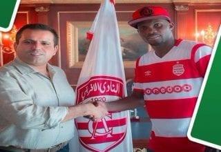 رغم أنّه لم يسجّل بعد مع الإفريقي: أوندوما مع منتخب الكونغو