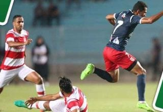صور مباراة النادي الإفريقي- الملعب التونسي 1- 2