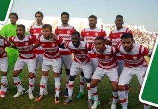 تشكيلة النادي الأفريقي لمواجهة نادي مولدية الجزائر