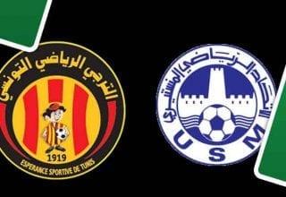 بث مباشر لمباراة الترجي الرياضي التونسي و الاتحاد المنستيري