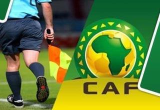 تعيينات حكام إياب مباريات الدور نصف النهائي لدوري أبطال إفريقيا وكاس الكنفدرالية.