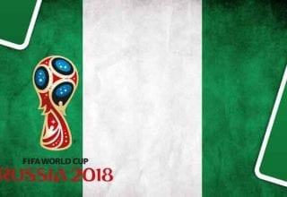 نيجريا اول ممثلي افريقيا في المونديال