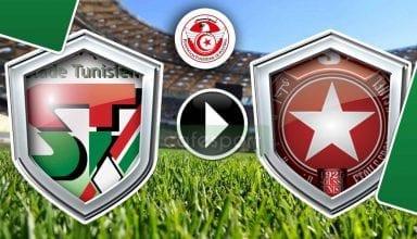 بث مباشر لمباراة النجم - الملعب التونسي