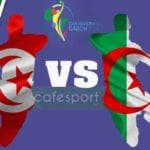 بث مباشر لمباراة تونس و الجزائر