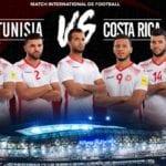 إنطلاق عملية بيع تذاكر المقابلة الودية بين تونس وكوستاريكا
